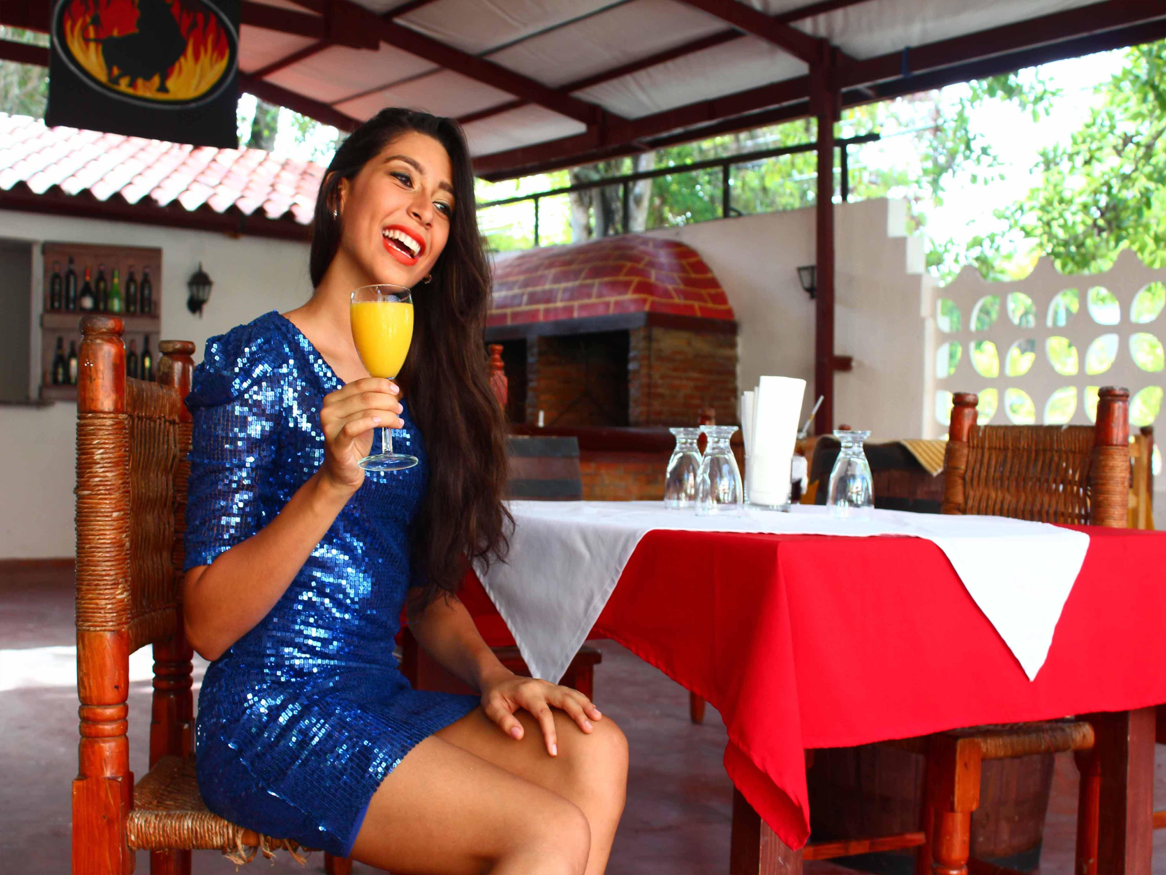 Restaurante Peperon by Aparta Hotel Azzurra en Boca Chica